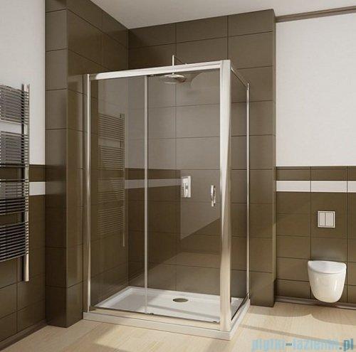 Radaway Premium Plus DWJ+S kabina prysznicowa 140x90cm szkło brązowe