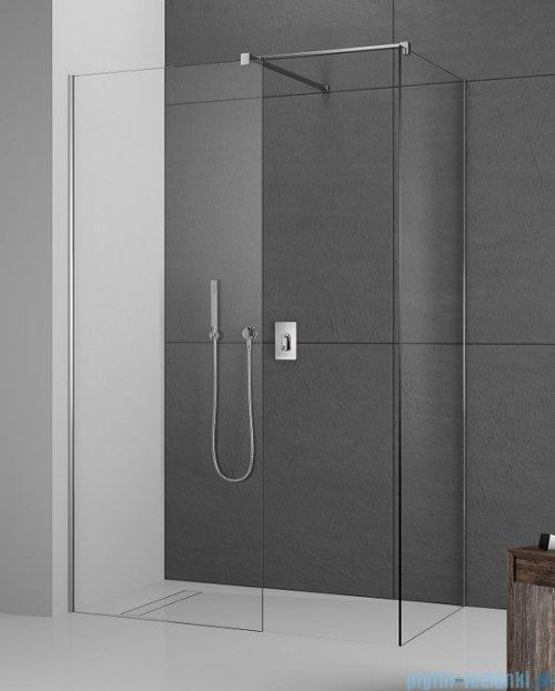Radaway Modo New III kabina Walk-in 65x80x200 szkło przejrzyste ścianka prysznicowa