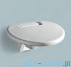Novellini Glax 3 kabina prysznicowa z hydromasażem 120x90 prawa srebrny GL32P299DM1-1B
