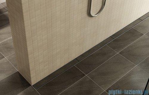 Wiper Odpływ liniowy Premium Pure 100cm z kołnierzem mat PU1000MPS100