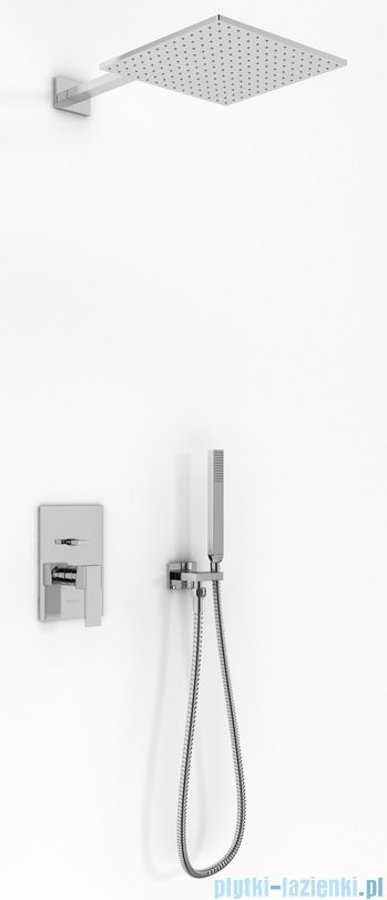 Kohlman Excelent zestaw prysznicowy chrom