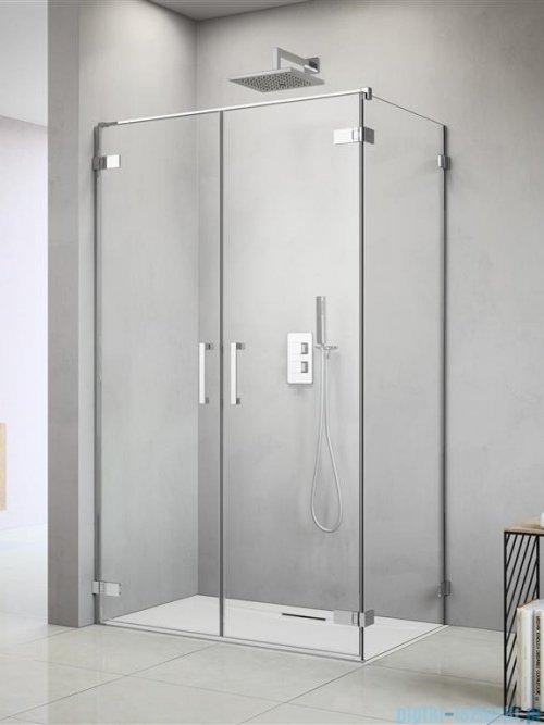 Radaway Arta Dwd+s kabina 105 (45L+60R) x70cm lewa szkło przejrzyste ShowerGuard