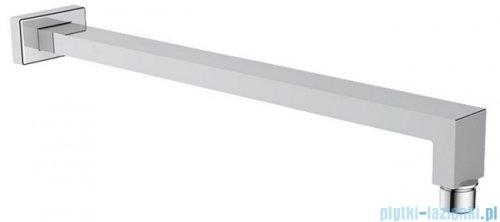 Oltens Sondera (S) deszczownica 30X30 cm z ramieniem ściennym chrom 36015100