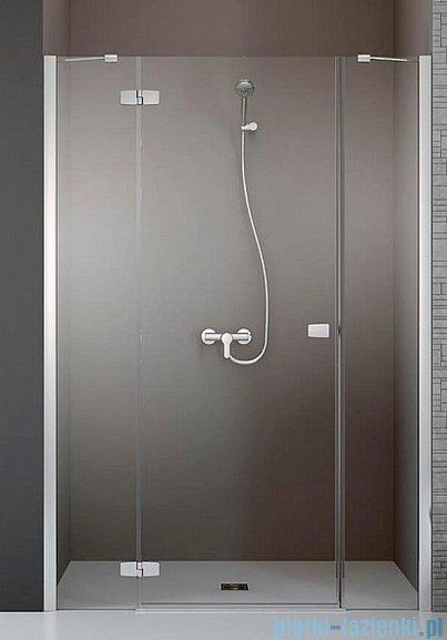 Radaway Fuenta New DWJS drzwi wnękowe 110cm lewe szkło przejrzyste