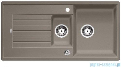 Blanco Zia 6 S Zlewozmywak Silgranit PuraDur  kolor: tartufo  z kor. aut. 517418