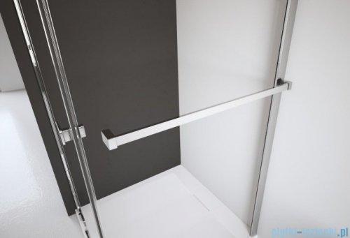 Radaway Modo New IV kabina Walk-in 130x95 szkło przejrzyste 389634-01-01/389095-01-01
