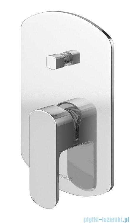 Kohlman Foxal zestaw prysznicowy chrom QW210FQ30