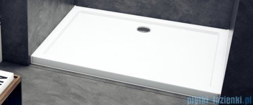 Schedpol Brodzik prostokątny Caspar 120x80x5,5cm 3.269