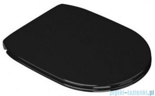 Catalano Canova Royal deska sedesowa wolnoopadająca czarna 5SSSTFNE