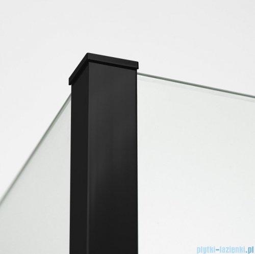 New Trendy New Modus Black kabina Walk-In 90x30x200 cm przejrzyste EXK-0065/EXK-0088