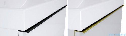 Elita Look szafka z umywalką 80x63x45cm anthracite 167082/145840