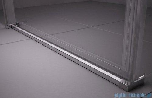 Ravak Matrix MSD2 drzwi prysznicowe 110cm lewe aluminium transparent 0WLD0C00Z1