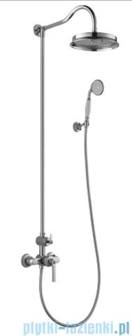 Omnires Armance system prysznicowy natynkowy chrom