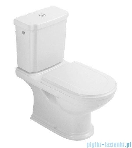 Villeroy&Boch Hommage Miska ustępowa lejowa do WC-kompaktu    666210R1