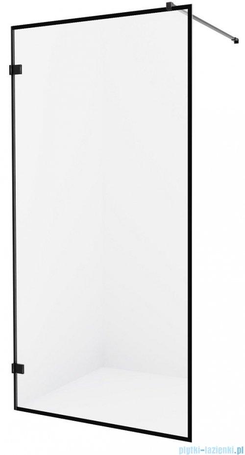New Trendy Avexa Black kabina Walk-In 90x200 cm przejrzyste EXK-2040