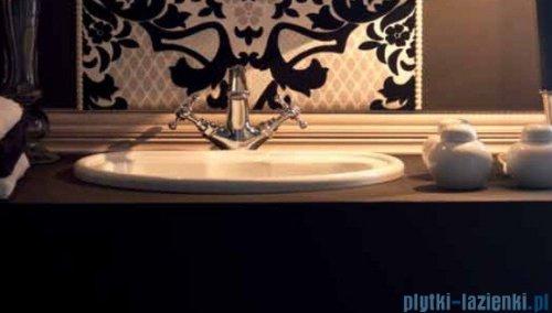Kerasan Retro Umywalka biała 46x38 cm 1031