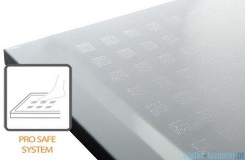 Sanplast Space Mineral brodzik prostokątny z powłoką 90x75x1,5cm+syfon 645-290-0220-01-002