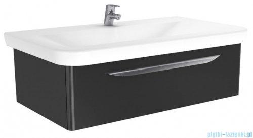 New Trendy Sfero szafka umywalkowa 90 cm antracyt połysk ML-9195
