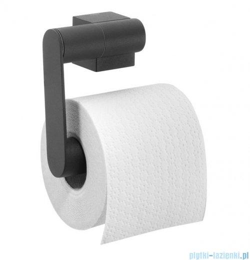 Tiger Nomad Uchwyt na papier toaletowy czarny 2490.3.07.46