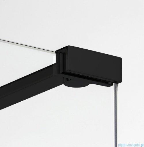New Trendy New Modus Black kabina Walk-In 100x30x200 cm przejrzyste EXK-0066/EXK-0088