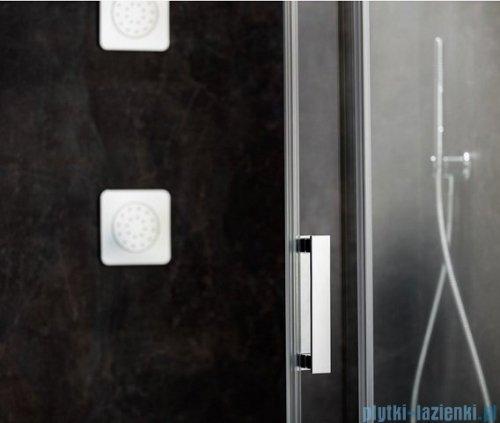 Ravak Matrix MSDPS kabina prysznicowa 120x80cm lewa białe transparent 0WLG4100Z1