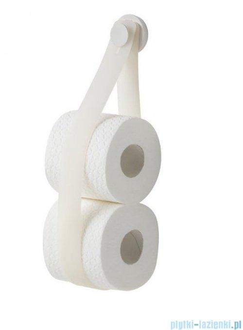 Tiger Urban Uchwyt na zapas papieru toaletowego biały 13154.3.01.46