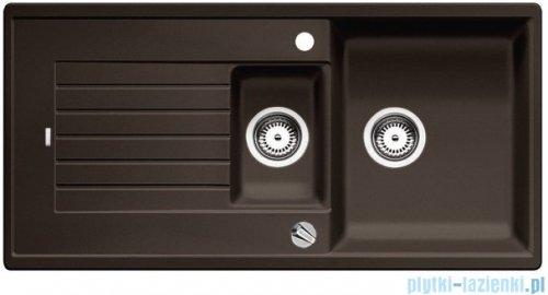 Blanco Zia 6 S Zlewozmywak Silgranit PuraDur  kolor: kawowy  z kor. aut. 515071