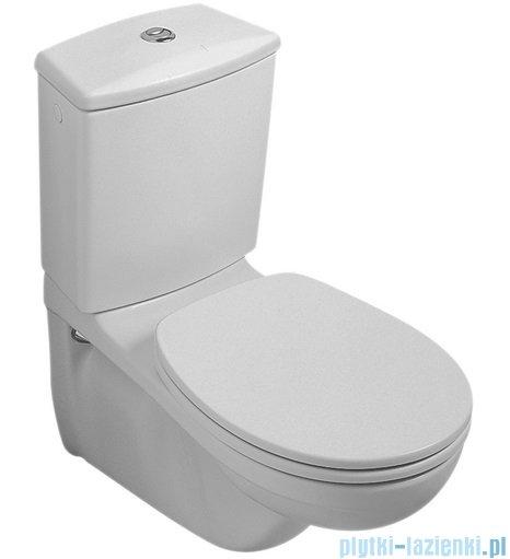 Villeroy&Boch O.novo Miska ustępowa lejowa do WC-kompaktu    66231001
