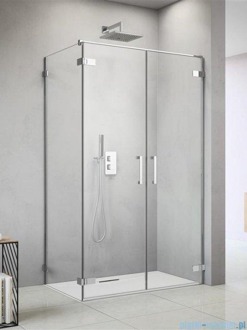 Radaway Arta Dwd+s kabina 90 (50L+40R) x100cm prawa szkło przejrzyste ShowerGuard