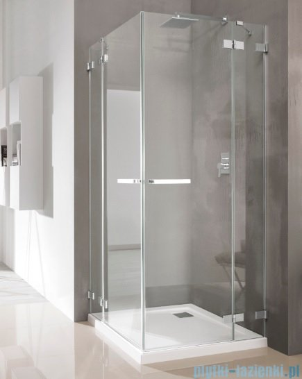 Radaway Euphoria KDD Kabina prysznicowa 90 część prawa szkło przejrzyste ShowerGuard