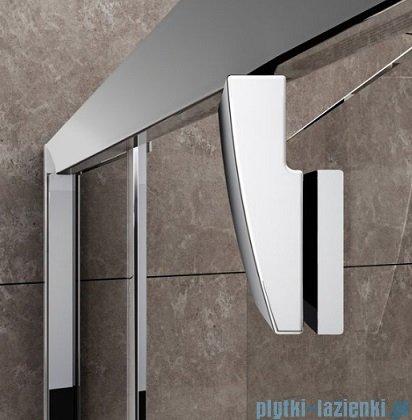 Ravak Pivot PDOP2 drzwi prysznicowe 110cm aluminium transparent Anticalc 03GD0C00Z1