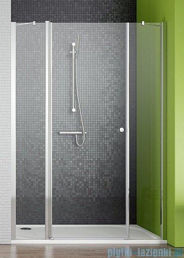 Radaway Eos II DWJS Drzwi prysznicowe 120x195 lewe szkło przejrzyste