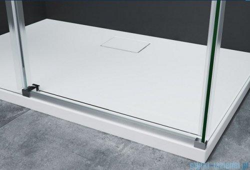 Excellent Zero Brodzik 150X90 prostokątny z pokrywą biały