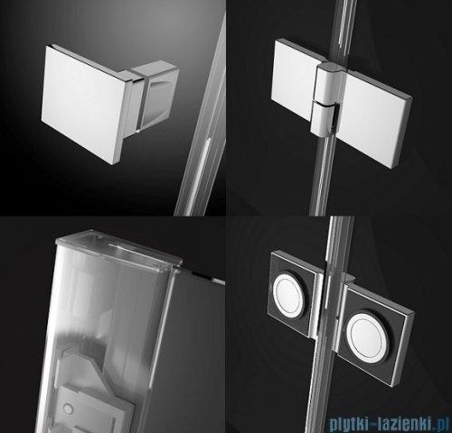 Radaway Essenza New Kdj+S kabina 100x100x100cm prawa szkło przejrzyste detale