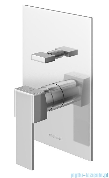Kohlman Excelent zestaw prysznicowy chrom QW210HQ40