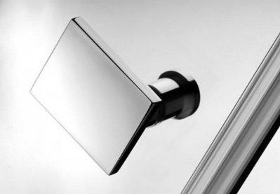 Radaway Eos KDD kabina prysznicowa 100x100 szkło przejrzyste