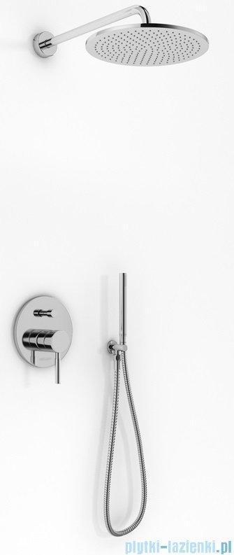Kohlman Roxin zestaw prysznicowy chrom