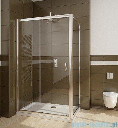 Radaway Premium Plus S Ścianka boczna 90 szkło przejrzyste