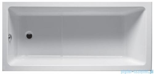 Riho Lusso Plus wanna prostokątna 170x80cm+nóżki BA12/01U