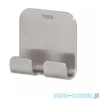 Tiger Colar Haczyk podwójny stal szczotkowana 13146.3.09.46