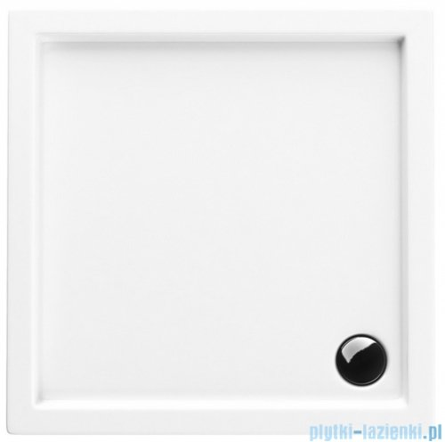 Schedpol Corrina Brodzik akrylowy kwadratowy 90x90x3/6cm 3.061/K