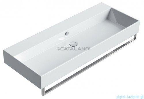 Catalano Premium 120 umywalka 120x47 z powłoką biała 112VP00
