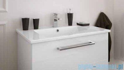 New Trendy Fargo szafka umywalkowa 55 cm biały połysk ML-8055