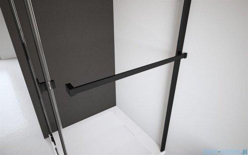 Radaway Nes Black Kdj I Factory kabina 80x75cm lewa 10022080-54-55L/10039075-54-55