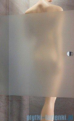 Radaway Eos KDD-B kabina prysznicowa 100x100 szkło intimato + brodzik Delos C + syfon 37323-01-12N