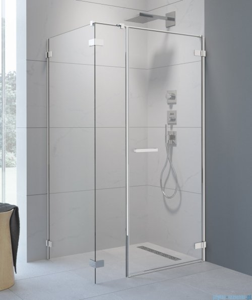 Radaway Arta Kds I kabina 110x80cm prawa szkło przejrzyste