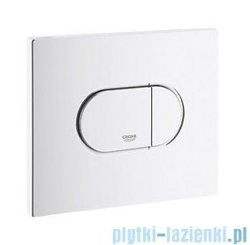 Grohe Arena Cosmopolitan przycisk uruchamiający kolor: biel alpejska   38858SH0