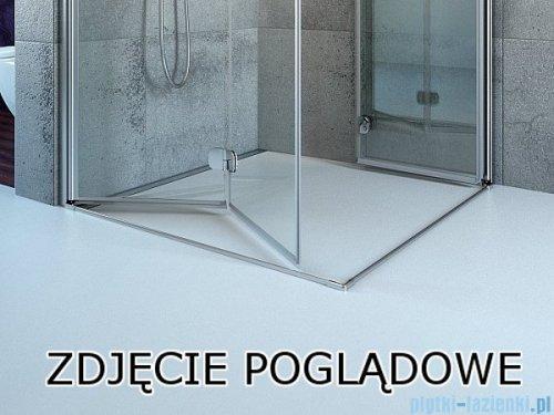 Radaway Arta Dwd+s kabina 95 (40L+55R) x80cm lewa szkło przejrzyste 386180-03-01L/386053-03-01R/386110-03-01