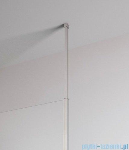 Radaway Euphoria Walk-in IV kabina 90x90cm szkło przejrzyste wspornik dosufitowy