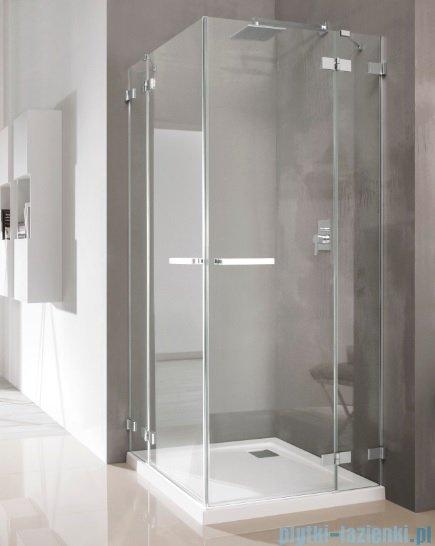 Radaway Euphoria KDD Kabina prysznicowa 80 część prawa szkło przejrzyste